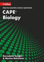 Collins CAPE Biology – CAPE Biology Multiple Choice Practice Paperback  by Bernadette Ranglin