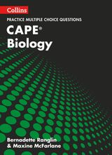 Collins CAPE Biology – CAPE Biology Multiple Choice Practice