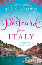 A Postcard from Italy Paperback  by Alex Brown