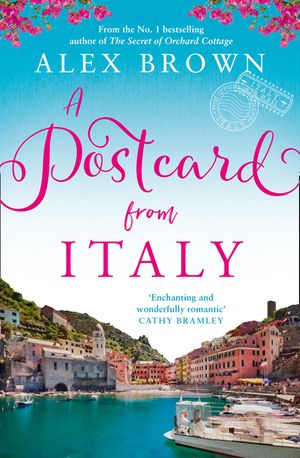 A Postcard from Italy book image