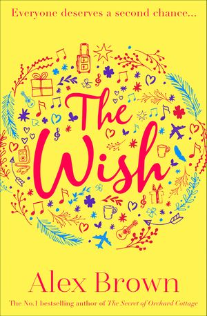 The Wish book image