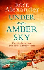 Under an Amber Sky eBook DGO by Rose Alexander