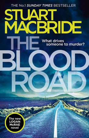 Cover image - The Blood Road