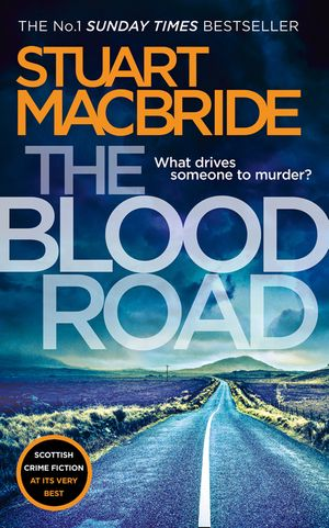 The Blood Road (Logan McRae, Book 11) book image