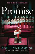 The Promise Paperback  by Katerina Diamond