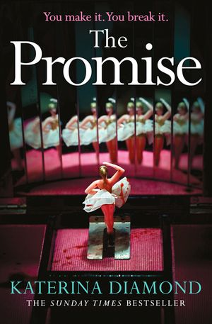 The Promise: The Sunday Times Top 10 Bestselling Thriller book image