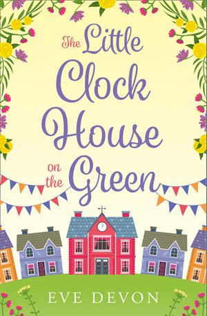 The Little Clock House on the Green (Whispers Wood, Book 1) book image