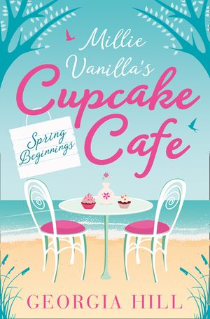 Spring Beginnings (Millie Vanilla's Cupcake Café, Book 1) book image