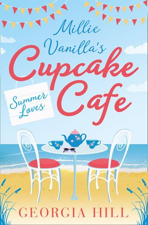Summer Loves (Millie Vanilla's Cupcake Café, Book 2) book image