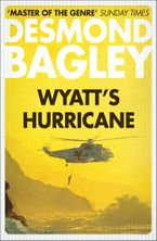 Wyatt's Hurricane Paperback  by Desmond Bagley