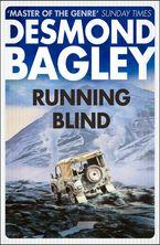 Running Blind Paperback  by Desmond Bagley