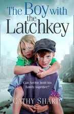 The Boy with the Latch Key (Halfpenny Orphans, Book 4) Paperback  by Cathy Sharp