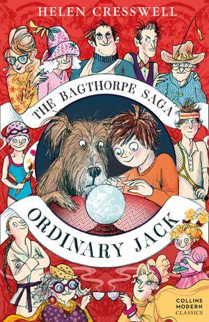 The Bagthorpe Saga: Ordinary Jack (Collins Modern Classics) book image