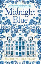 Midnight Blue Paperback  by Simone van der Vlugt