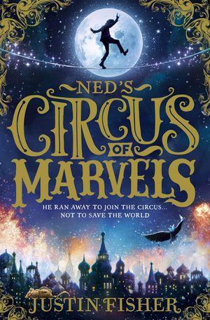 Ned's Circus of Marvels (Ned's Circus of Marvels, Book 1) book image