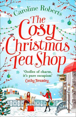 The Cosy Christmas Teashop book image