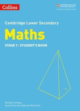Lower Secondary Maths Student's Book: Stage 7 (Collins Cambridge Lower Secondary Maths)