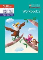 International Primary English as a Second Language Workbook Stage 2 (Collins Cambridge International Primary English as a Second Language) Paperback  by Daphne Paizee