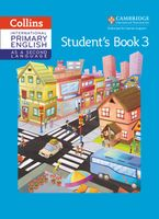 International Primary English as a Second Language Student's Book Stage 3 (Collins Cambridge International Primary English as a Second Language) Paperback  by Jennifer Martin