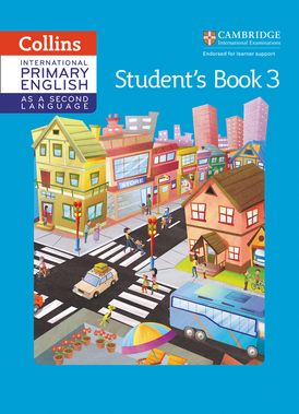 International Primary English as a Second Language Student's Book Stage 3 (Collins Cambridge International Primary English as a Second Language)