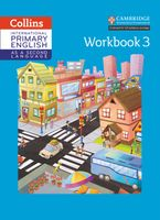 International Primary English as a Second Language Workbook Stage 3 (Collins Cambridge International Primary English as a Second Language) Paperback  by Jennifer Martin