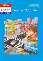 International Primary English as a Second Language Teacher Guide Stage 3 (Collins Cambridge International Primary English as a Second Language) Paperback  by Jennifer Martin