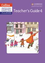 International Primary English as a Second Language Teacher Guide Stage 4 (Collins Cambridge International Primary English as a Second Language)