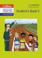 International Primary English as a Second Language Student's Book Stage 5 (Collins Cambridge International Primary English as a Second Language) Paperback  by Kathryn Gibbs