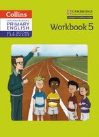 International Primary English as a Second Language Workbook Stage 5 (Collins Cambridge International Primary English as a Second Language) Paperback  by Kathryn Gibbs