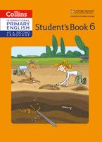International Primary English as a Second Language Student's Book Stage 6 (Collins Cambridge International Primary English as a Second Language) Paperback  by Kathryn Gibbs