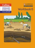 International Primary English as a Second Language Workbook Stage 6 (Collins Cambridge International Primary English as a Second Language) Paperback  by Kathryn Gibbs