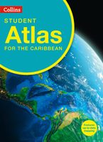 Collins Student Atlas for the Caribbean Paperback  by Collins Maps