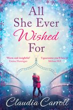 All She Ever Wished For Paperback  by Claudia Carroll