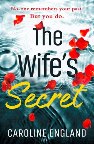 The Wife's Secret: A dark psychological thriller with a stunning twist book image
