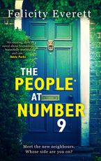 The People at Number 9 Hardcover  by Felicity Everett