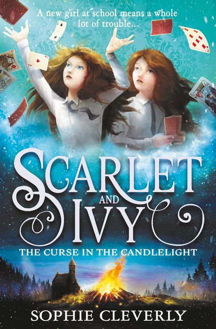 Image result for curse in the candlelight book
