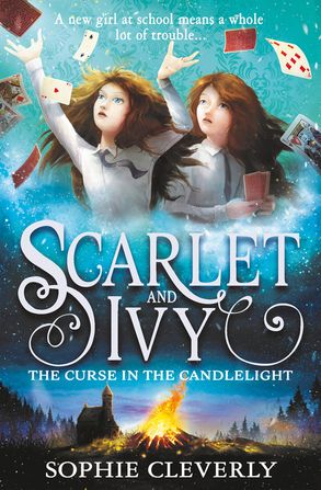 Cover image - Scarlet And Ivy (5) - The Curse in the Candlelight