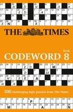 The Times Codeword 8: 200 cracking logic puzzles Paperback  by The Times Mind Games