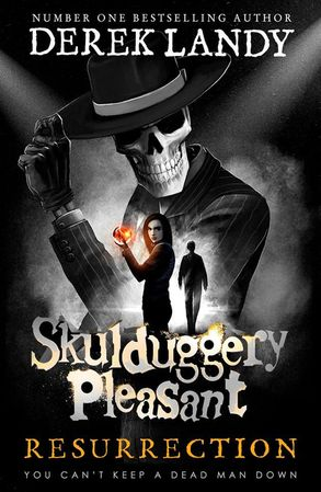 Cover image - Skulduggery Pleasant 10 - Resurrection