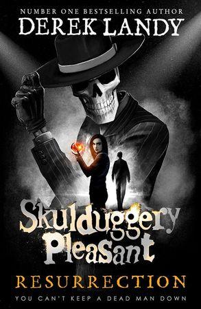 Cover image - Skulduggery Pleasant 10 - Resurrection