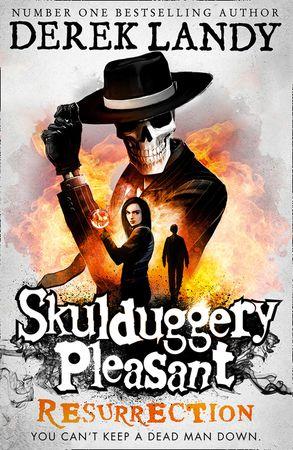 Cover image - Resurrection: Skulduggery Pleasant Book 10