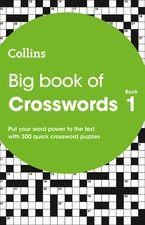 Collins Big Book Of Crosswords -