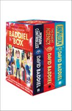 David Baddiel - The Blockbuster Baddiel Box (The Parent Agency, The Person Controller, Animalcolm)