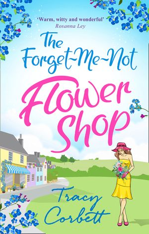 The Forget-Me-Not Flower Shop book image