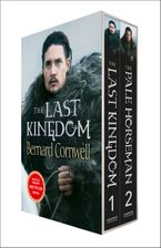The Last Kingdom Series (The Last Kingdom Series) Paperback  by Bernard Cornwell