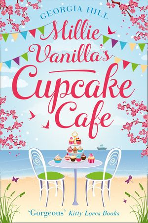 Millie Vanilla's Cupcake Café book image