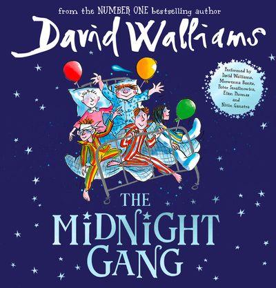 The Midnight Gang [Unabridged Edition]