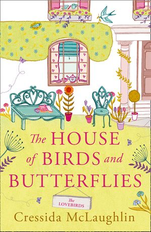 The Lovebirds (The House of Birds and Butterflies, Book 2) book image