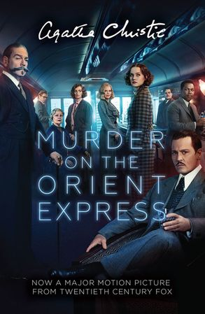 Cover image - Poirot - Murder On The Orient Express [Film Tie-in Edition]
