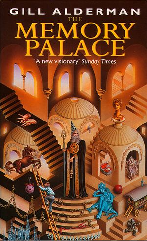 The Memory Palace book image